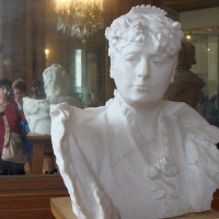 Paris Muzeul Rodin, Palatul Biron 1