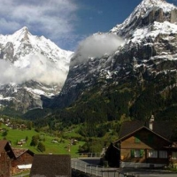 Les Alpes - majestueuses