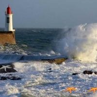 Les vagues...