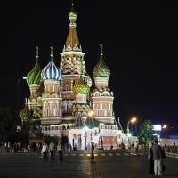 Russie 3 villes Moscou St-Petersburg & Petrodvorec