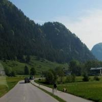 parasim Tirolul austriac 39 de la Niederndorf la Salzburg