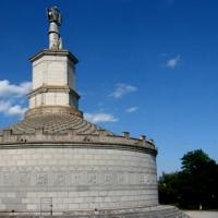 Adamclisi Monumentul Lui Burebista.