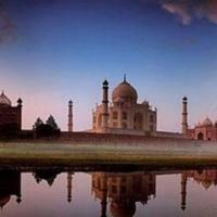 India_Agra_Taj Mahal
