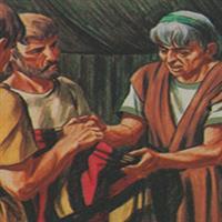 Capitolul 37 Partea III-a  din Facerea – Biblie