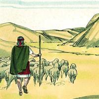 Capitolul 3 Partea I din Exodul – Biblie