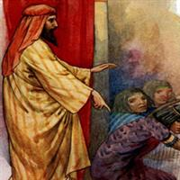 Capitolul 7 din Exodul – Biblie
