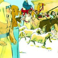 Capitolul 13 din Exodul – Biblie