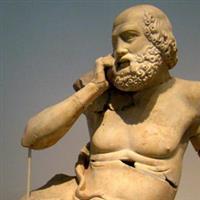 itinerar balcanic 40 Grecia - spre Olimpia - muzeul a