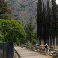 itinerar balcanic 49 Grecia - la Delphi a