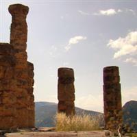 itinerar balcanic 50 Grecia - la Delphi b