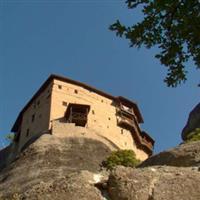 itinerar balcanic 52 Grecia - la Sf Nicolae Anapafsas - manastirea