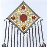 Bijuterii turcmene2