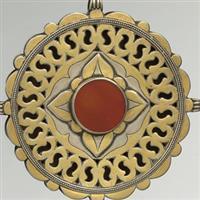 Bijuterii turcmene3