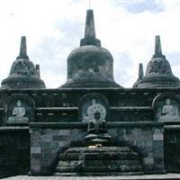 Bali10 Buddhist temple and Monastery