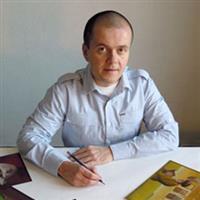 Graficianul Pawel Kuczynski