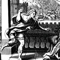 Capitolul 4 din Cartea I a Regilor – Biblie