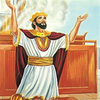 Capitolul 5 din Cartea III-a Regilor – Biblie