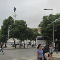 Portugal Lisboa16, Rossio
