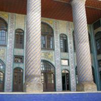 Iran Kermanshah Tekieh Moaven-ol-Molk4