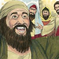 Capitolul 5 Partea I din Marcu – Biblie Noul Testament