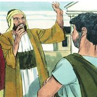 Capitolul 13 din Faptele Sfinţilor Apostoli – Biblie Noul Testament