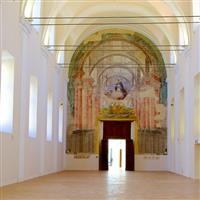 Cappella Santa Maria della Pieta. Napoli