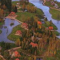 lettonie rural!!