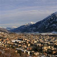 Cu Nikonul la drum.Aosta si Courmayeur