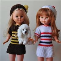 muñecas para sara