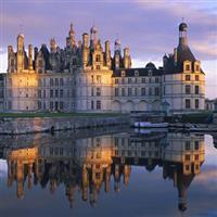 Chambord-simbolul grandorii si al nebuniei