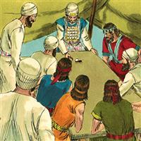 REMIX - Biblia Vechiul Testament Cartea lui Iosua Navi Cap. 13 Partea II-a