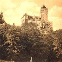 Castelul Bran In Fotografii Si Grafica.