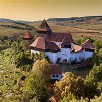 Romania vazuta din drona
