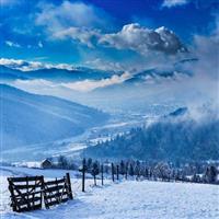 Iarna în Bucovina