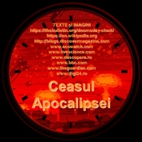 Doomsday Clock-Ceasul Apocalipsei
