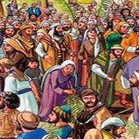 REMIX - Biblia Noul Testament Marcu  Capitolul 11  Partea II-a