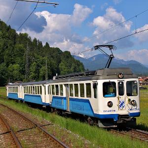200 ani, Zugspitze.Episodul 2.Bayerische Zugspitzbahn.